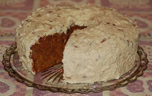 Cooking with Betty: Sweet Potato Cake | Boomer-Living+