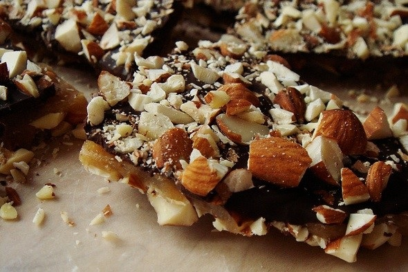 Aunt Audie's English Toffee